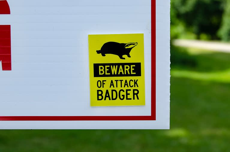 Beware of Attack Badger