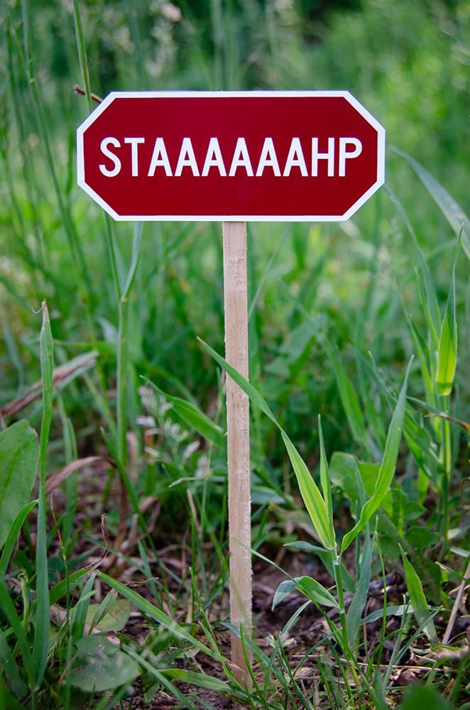 Staaaaaahp!