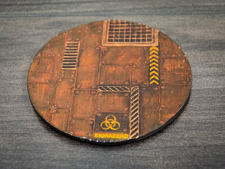 Industrial Coasters – Set 4