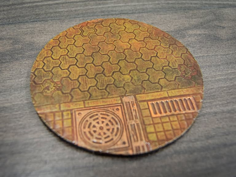 Industrial Coasters – Set 2