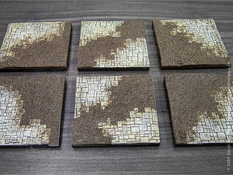 Flagstone Coasters