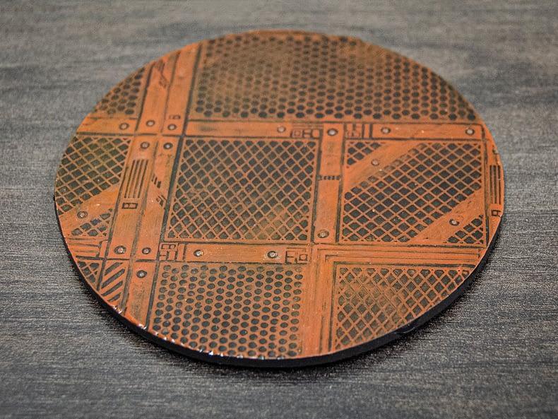 Industrial Coasters – Set 3