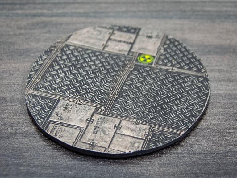 Industrial Coasters – Set 1