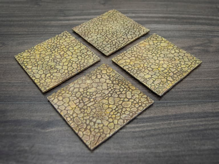 Cobblestone Coasters – Set 2