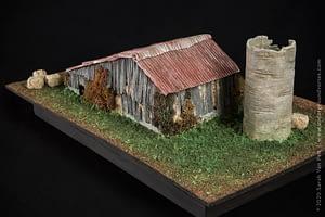 Barn on Fruitridge Line